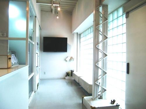 ふじい動物診療所2待合室