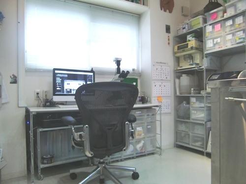 ふじい動物診療所6処置室