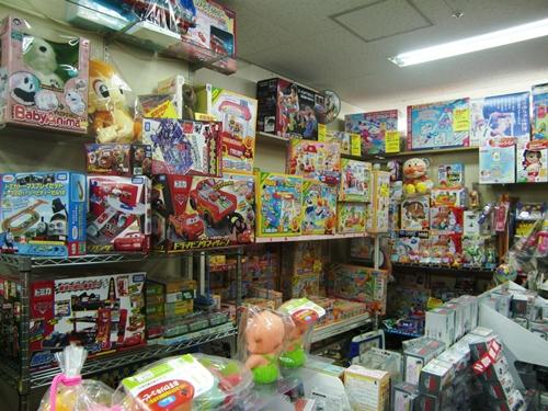 ヤチ玩具店2子供玩具