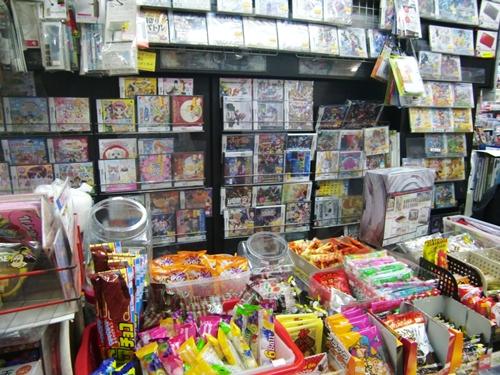 ヤチ玩具店4ゲーム・駄菓子