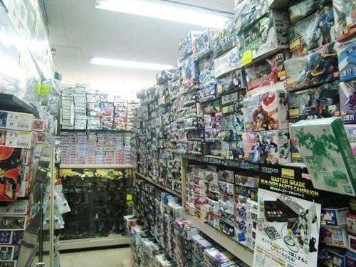 ヤチ玩具店5ガンプラ