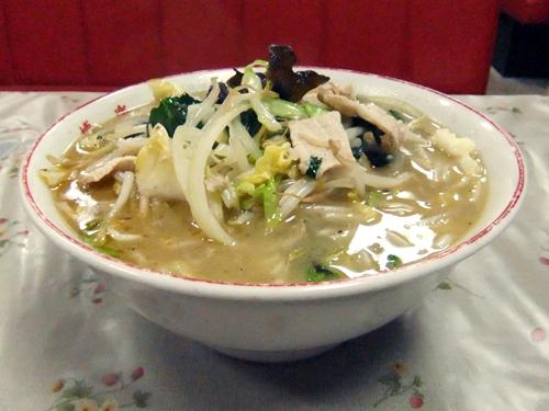 中華料理 博楽4タンメン