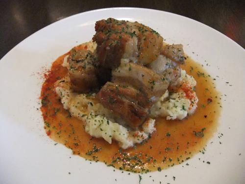 247-4豚バラ肉のマーマレード煮込み