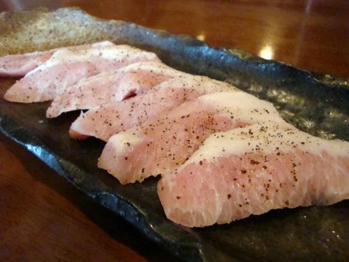 焼肉 かわせみの庄5豚トロ